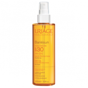 URIAGE Bariésun huile sèche spf30 200ml