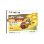 ARKOPHARMA Arko royal Royal'Fruits 20 ampoules de 10 ml