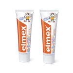 ELMEX Protection caries dentifrice enfant lot de 2x50 ml
