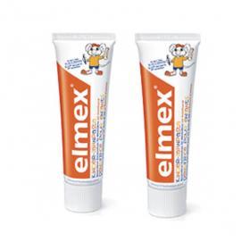 ELMEX Protection caries dentifrice enfant lot de 2x50 ml