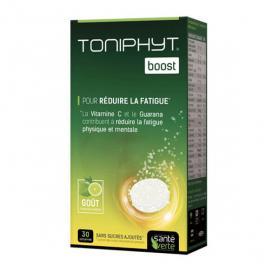 SANTE VERTE Toniphyt boost 30 comprimés