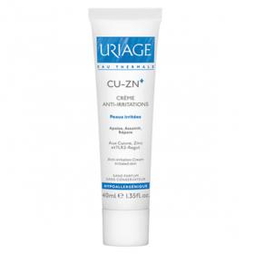 Cu-zn+ crème anti irritations 40ml
