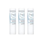 BIODERMA Atoderm stick lèvres lot 3x4g
