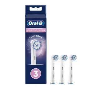 ORAL B Sensi ultra thin 3 brossettes de rechange