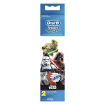 ORAL B Stages power enfants Star Wars 2 brossettes de rechange