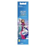 ORAL B Stages power enfants Reine des Neiges 2 brossettes de rechange