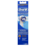 ORAL B Precision clean 3 brossettes de rechange