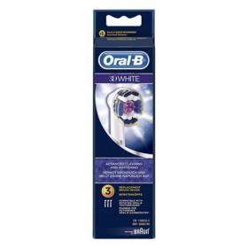 ORAL B 3D white 3 brossettes