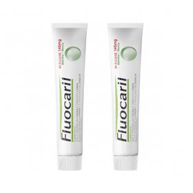 FLUOCARIL Dentifrice menthe bi-fluoré 145mg lot 2 x 75ml