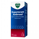 VICKS Expectorant ambroxol 0,6% solution buvable 150ml