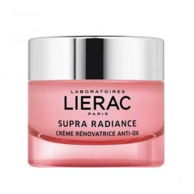 LIERAC Supra radiance crème rénovatrice anti-ox 50ml