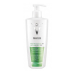 VICHY Dercos shampooing anti-pelliculaire cheveux normaux à gras 390ml