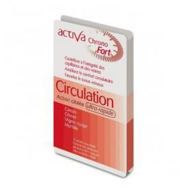 ACTIVA Chrono circulation 15 gélules