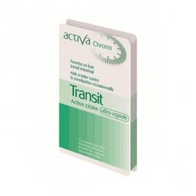ACTIVA Chrono transit 15 comprimés