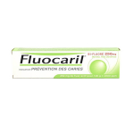 FLUOCARIL Bi-fluoré 250mg menthe dentifrice 125ml