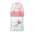 DODIE Biberon sensation 1er âge anti-colique minnie 150ml