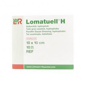 LOHMANN & RAUSCHER Lomatuell H 10 tulles gras vaselinés