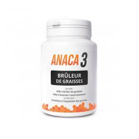 ANACA 3 Brûleur de graisse 60 gélules