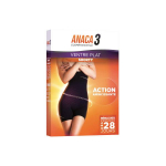 ANACA 3 Cosmétotextile ventre plat shorty L-XL