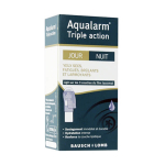 BAUSCH + LOMB Aqualarm triple action 10ml