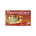 WYETH Thermacare 4 patchs chauffants dos