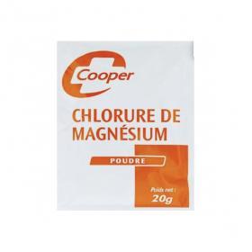 COOPER Chlorure de magnésium 20g