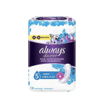 ALWAYS Discreet long plus 16 serviettes hygiéniques