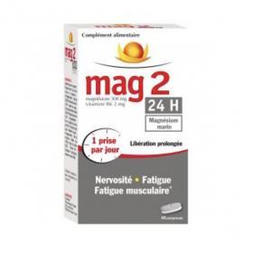 COOPER Mag 2 magnésium marin 45 comprimés
