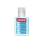 ASSANIS Pocket gel antibactérien 20ml