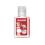 ASSANIS Pocket gel antibactérien parfum cerise 20ml