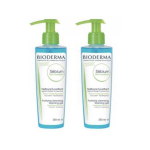BIODERMA Sébium gel moussant lot 2x200ml