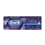 ORAL B Dentifrice 3D White luxe éclat et soin 75ml