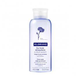 KLORANE Bleuet eau florale démaquillante 400ml