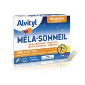URGO Govital méla-sommeil 30 gélules