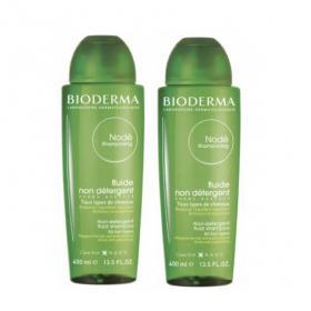 BIODERMA Nodé shampooing fluide lot de 2x400ml