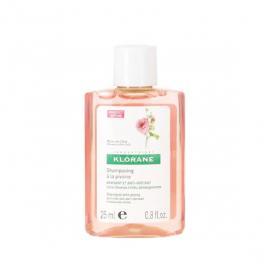 KLORANE Pivoine shampooing apaisant 25ml