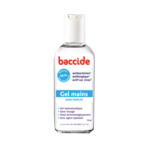 BACCIDE Gel mains sans parfum 75ml