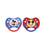 DODIE Mickey 2 sucettes anatomiques