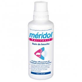 MÉRIDOL Halitosis bain de bouche 400ml