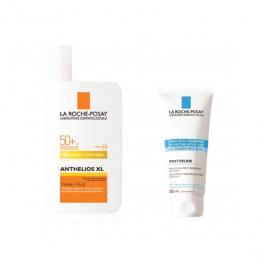 LA ROCHE POSAY Coffret anthelios XL fuide SPF50+ 50ml + posthelios gel fondant après-soleil 40ml offert