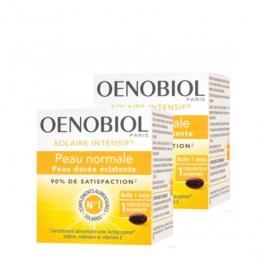 OENOBIOL Solaire intensif peaux normales lot 2x30 capsules