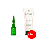 FURTERER Rf 80 traitement anti-chute concentré 12x5ml + triphasic rituel antichute shampooing stimulant 200ml OFFERT