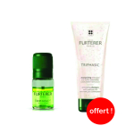 FURTERER Triphasic sérum anti-chute 8x5ml + rituel antichute shampooing stimulant 200ml OFFERT