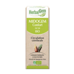HERBALGEM Midogem confort bio circulation cérébrale 30ml