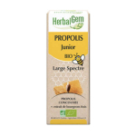HERBALGEM Propolis bio junior large spectre 15ml
