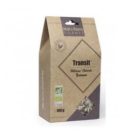 NAT & FORM Tisanes transit bio 100g