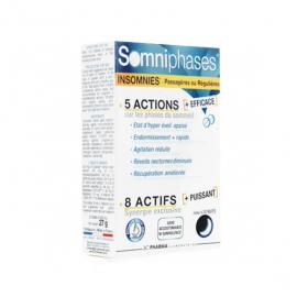 3C PHARMA Somniphases 5 actions 30 comprimés