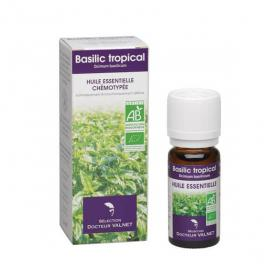 DOCTEUR VALNET Huile essentielle basilic tropical 10ml