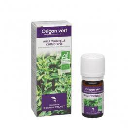 DOCTEUR VALNET Huile essentielle origan vert bio 5ml