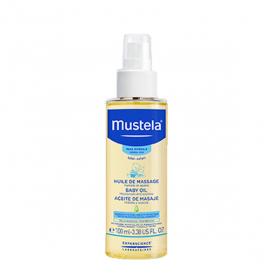 MUSTELA Bébé huile de massage 110ml